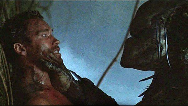 Predator 1987 Arnold Movie