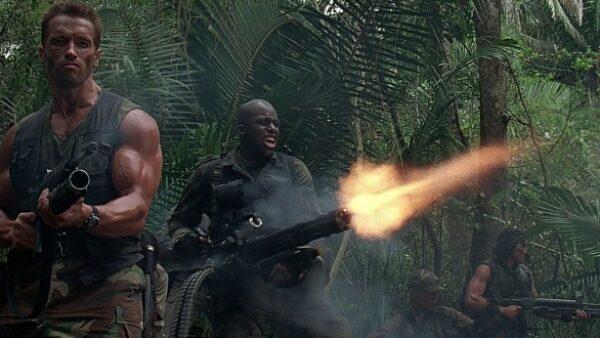 Predator 1987 Sci Fi Movie