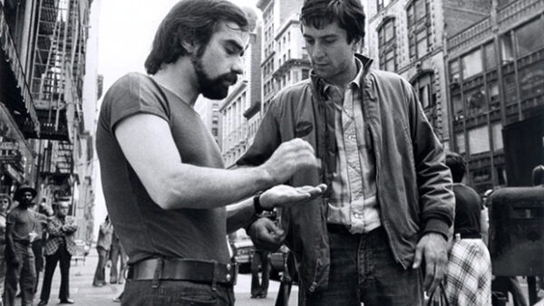 Robert De Niro and Martin Scorsese Partnership