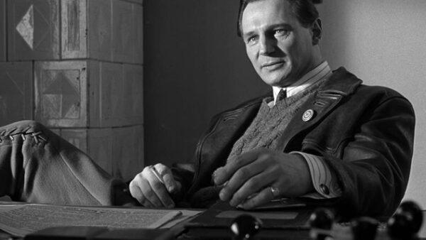Liam Neeson in Schindlers List 1993