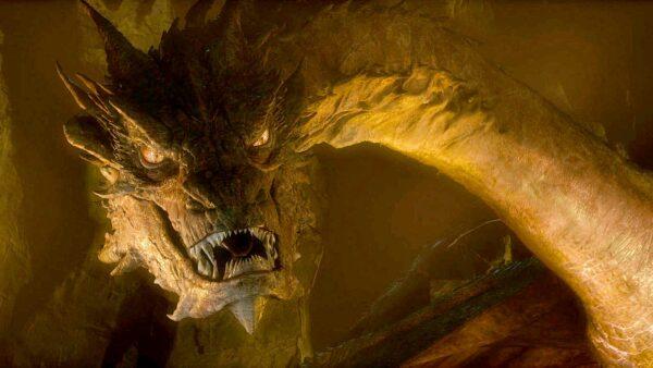 Smaug The Hobbit