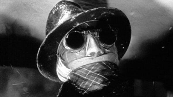 The Invisible Man 1933 Sci Fi Horror Movie