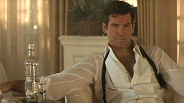 Tomorrow Never Dies 1997 Best James Bonds Movie