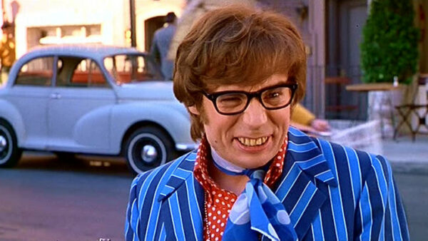 Austin Powers 1997 Funniest Movie Spoofs