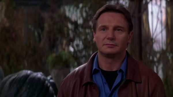 Liam Neeson in The Haunting