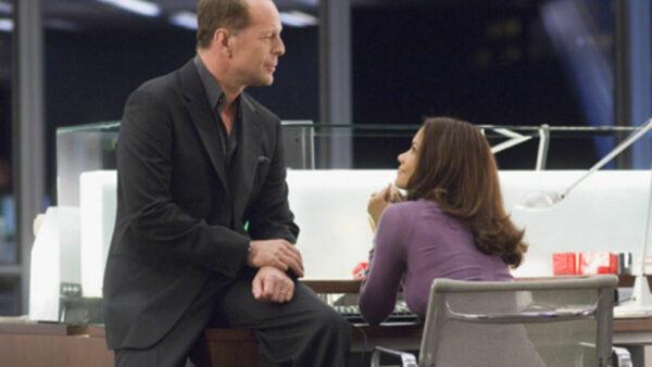 Perfect Strangers Bruce Willis