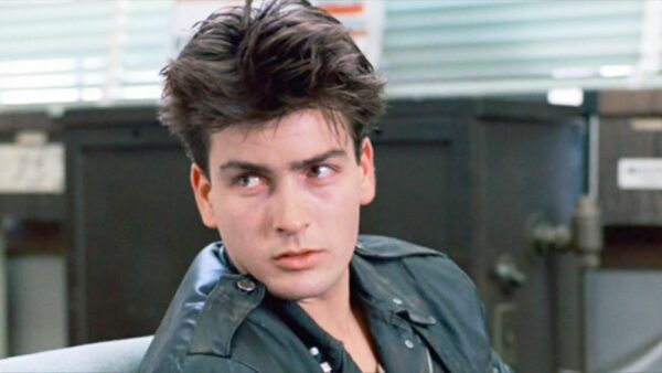 Charlie Sheen as Garth Volbeck