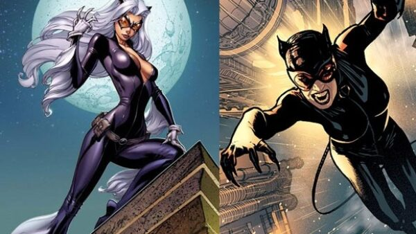 Black Cat VS Catwoman