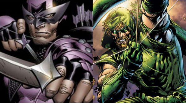 Hawkeye VS Green Arrow