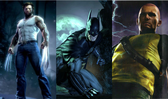 15 Best Superhero Video Games of All Time