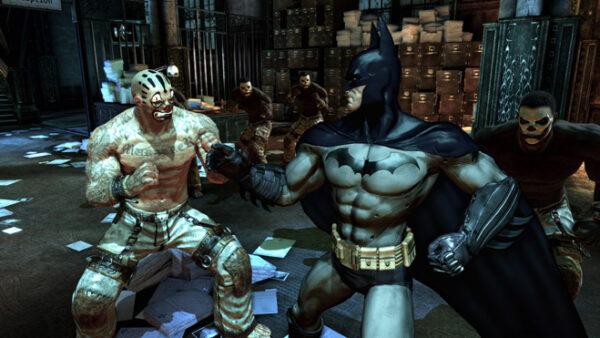 Batman Arkham Asylum 2009
