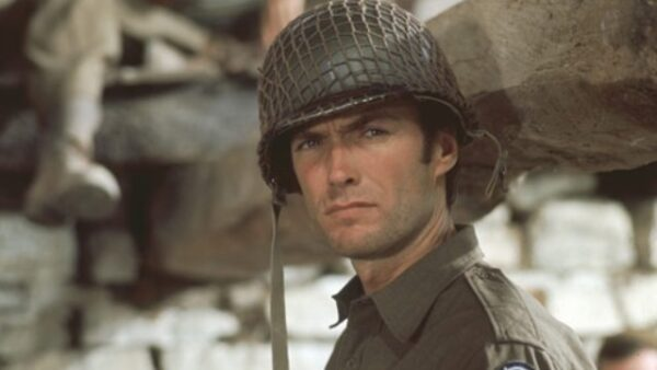 military background of Clint Eastwood