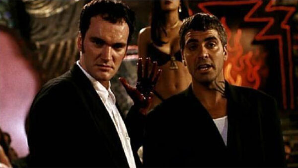 George Clooney Flick From Dusk till Dawn 1996 Movie