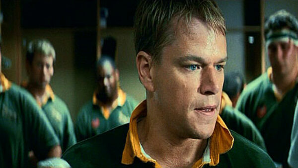 Matt Damon in Invictus 2009