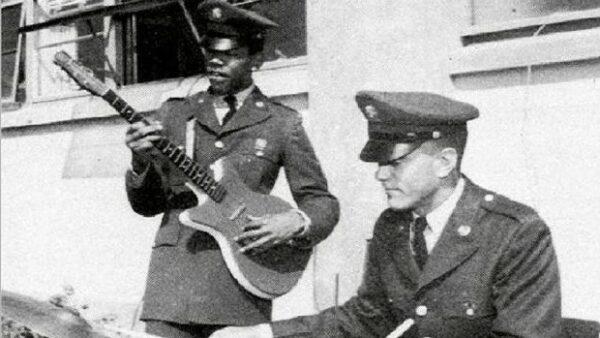 JimmI Hendrix The Guitarist