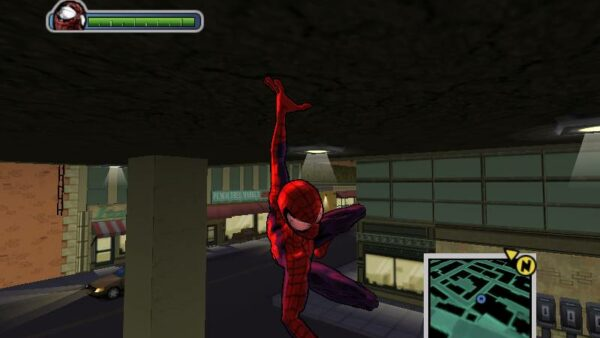 Ultimate Spider Man 2005
