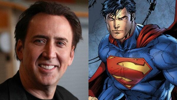 Nicolas Cage Super-man
