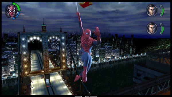 spider man 2 video game 2004