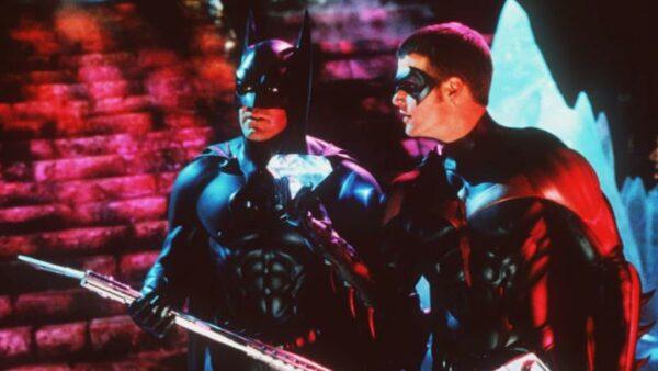 Batman and Robin 1997 George Clooney