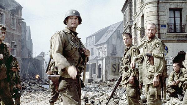 Steven Spielberg War Movie Saving Private Ryan 1998