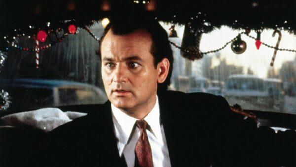 Scrooged 1988 Movie