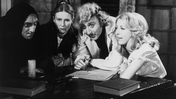 Young Frankenstein 1974 Movie