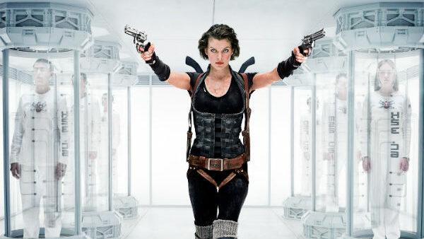 Alice Abernathy Resident Evil