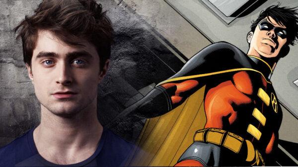Daniel Radcliffe Waa Role of nts Robin