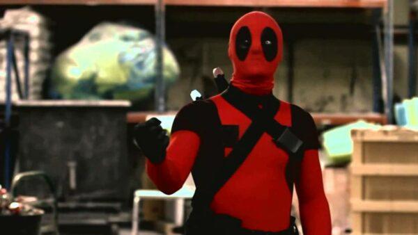 Deadpool A Typical Tuesday 2012