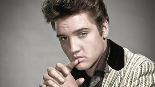 Elvis Presley King of Rock n Roll