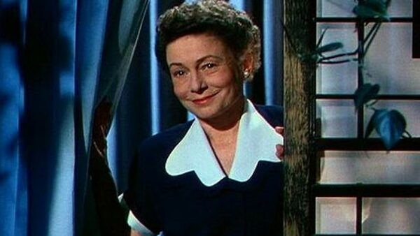 Hollywood Gorgeous Actress Thelma Ritter