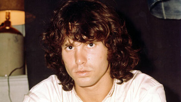 Jim Morrison The Singer