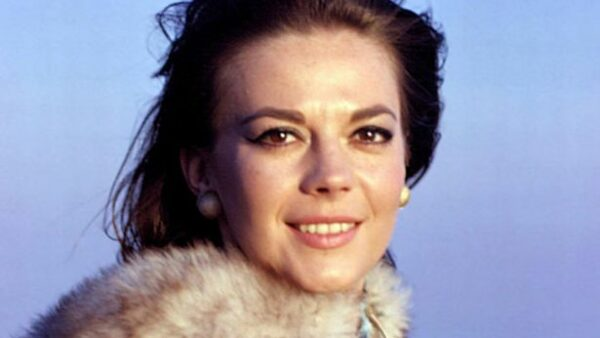 Natalie Wood Beautiful Actress