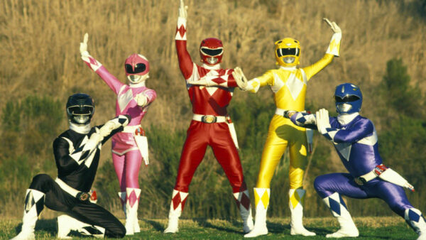 Power Ranger 2015