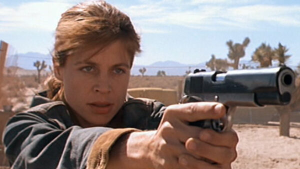 Sarah Connor greatest heroes of all time
