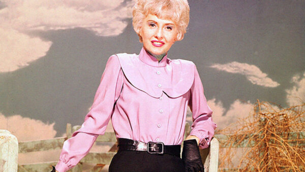 Stage Actress Barbara Stanwyck