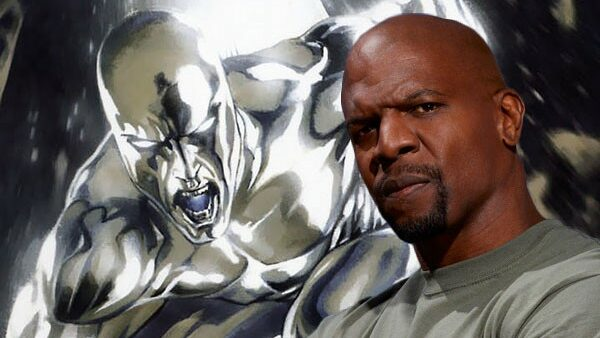 Terry Crews Silver Surfer