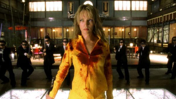 The Bride Kill Bill