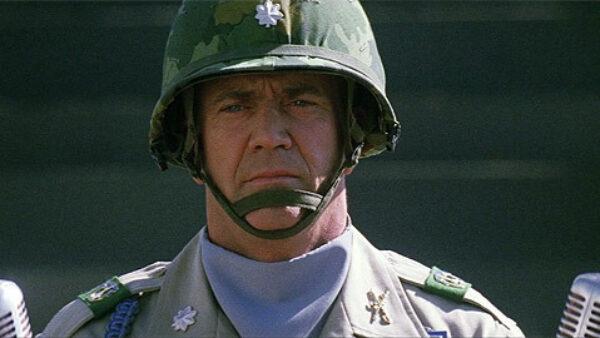 mel gibson war movie list