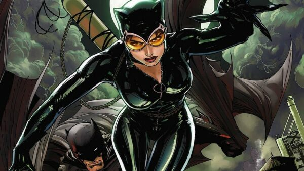 Catwoman Female Villian