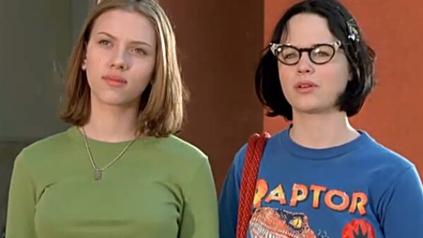Ghost World movies with scarlett johansson