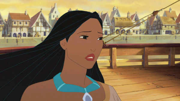 Pocahontas II Journey to a New World 1998
