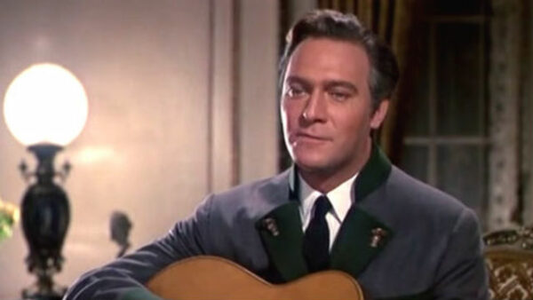 Christopher Plummer as Captain von Trapp