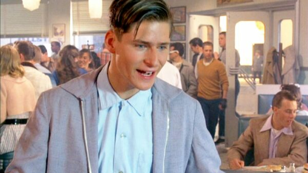Crispin Glover as George McFly