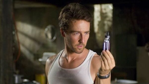 Edward Norton as The Hulk