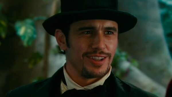 James Franco in Oz the Great and Powerful 2013