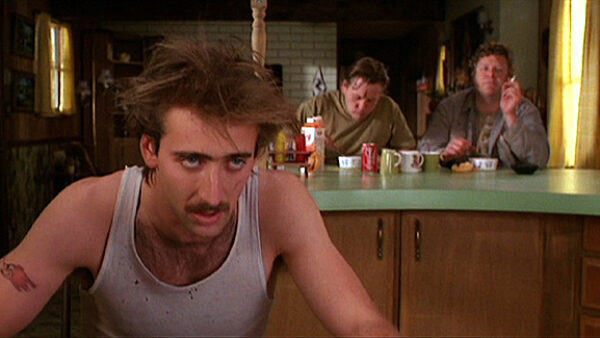 Nicolas Cage Film Raising Arizona 1987