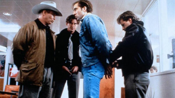 Nicolas Cage in Red Rock West 1993 Movie