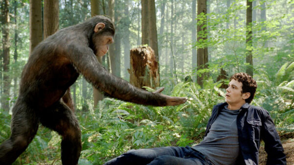 Rise of the Planet of the Apes 2011 Movie