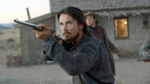 Christian Bale 3:10 to Yuma (2007)